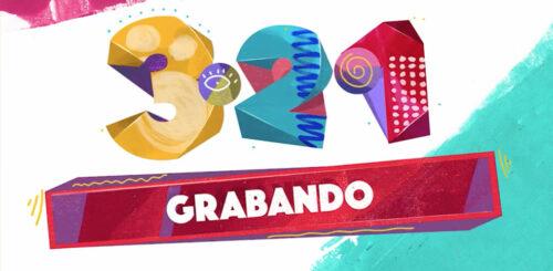 3,2,1 GRABANDO